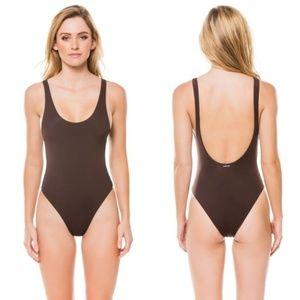 NWOT Mara Hoffman Malliot One Piece Tank Swimsuit